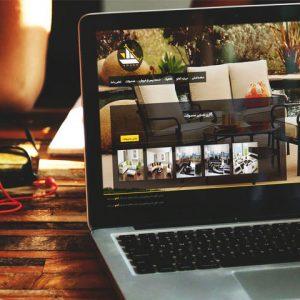 طراحی سایت مبلمان, طراحی سایت لوازم خانگی, طراحی وب سایت, طراحی سایت دکوراسیون