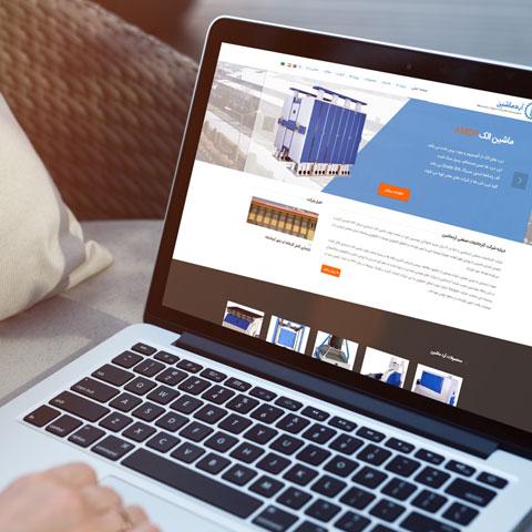 طراحی سایت شرکتی, خدمات طراحی, طراحی وب سایت