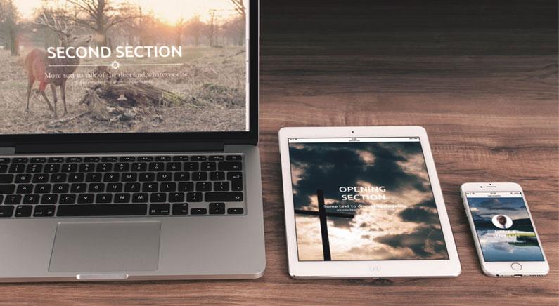 طراحی سایت ریسپانسیو یا واکنش گرا چیست؟