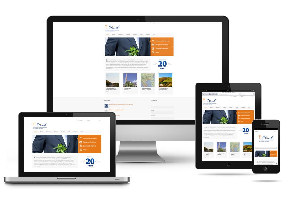 طراحی سایت پاسخگو