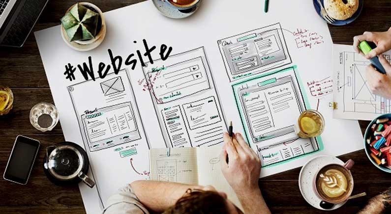 دلایل مهم باز طراحی وب سایت